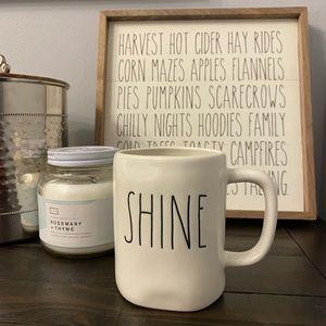 NWT Rae Dunn Shine Mug